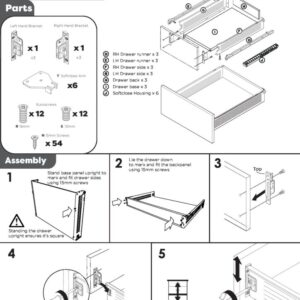 Drawer Box Assembly Instructions